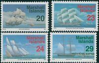 Marshall Islands 1993 SG489-492 Ships MNH