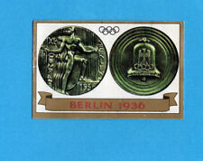 OLYMPIA-1972-PANINI-Figurina DA INCOLLARE! n.114- BERLINO 1936 - MEDAGLIA -Rec