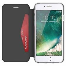 Silicone/Gel/Rubber Mobile Phone Wallet Cases for iPhone 8