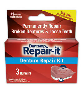 Dentemp Denture Repair-it Kit