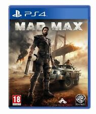BRAND NEW SEALED MADMAX MAD MAX PS4 PLAYSTATION 4 GAME