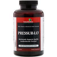 FutureBiotics  Pressur-Lo  Multi Vitamin  Mineral   Herb Formula  270 Tablets