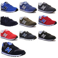 New Balance Ml 373 Mens Suede Trainers 7-12.5 Size UK 3 - 12