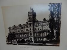 real photo EARLY 1880s PROSPECT HOTEL  HARROGATE  STUNNING  ARCHITECTURE 20 X 15