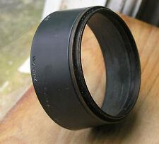 Genuine Zeiss Ikon s67 67 mm paraluce in ottone plastica Mount Hood Shade