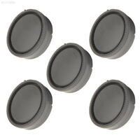 54CE New 5PCS/Lot Plastic Lens Cap + Camera Body Cover For Sony NEX-5N NEX-C5