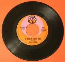 """MILLIE FOSTER """"Ole Father Time"""" 1964 High Grade GREAT ROCKER on TCF - NEAR MINT"""