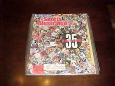 1990 Sports Illustrated Special Oversized Edition 35 Years of Covers 3/28