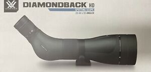Vortex Diamondback HD 20-60x85 Angled Spotting Scope DS-85A | VIP Warranty | New