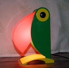 Lampe Toucan en plastique et perpex, édition Ferrari Old Timer - 1970