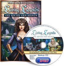Living Legends 3 - Die Rache des Biests Sammleredition - PC - VISTA / 7 / 8 / 10