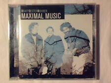 BRAFFOESTERROHRER Maximal music cd FREE JAZZ RARO COME NUOVO VERY RARE LIKE NEW