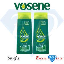 2 x VOSENE Original Medicated Anti-Dandruff Shampoo 250ml - Dandruff Prevention