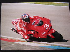 Photo Marlboro Yamaha YZR-M1 2002 #3 Max Biaggi (ITA) Dutch TT Assen #1