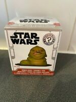 Funko Mystery Minis Star Wars Jabba The Hutt Smugglers Bounty Exclusive