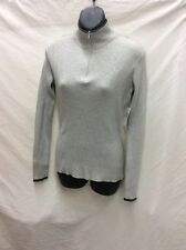 Izod Women's grey pull over sweater, size Medium NWT