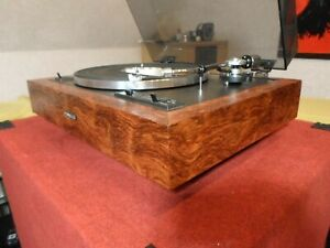 Pioneer PL-12D  Plattenspieler + Echtholz Furnier Rosenholz