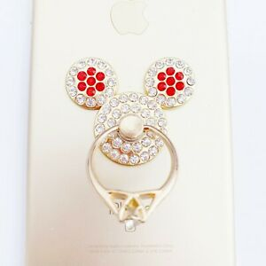 LiliDreamStore 360 Rotating Phone Finger Ring Stand Holder Stylish All Colors