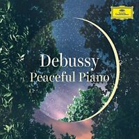 Debussy: Peaceful Piano [CD]