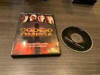 Code Omega DVD Casper Van Dien Michael Ironside Michael York Catherine Oxenber