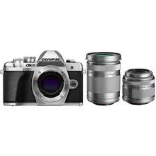 Olympus Digitalkamera OM-D E-M10 III mit 14-42mm EZ Pancake Objektiv