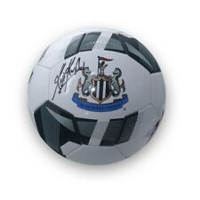 More details for kevin keegan signed newcastle football