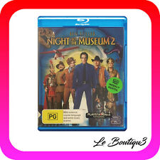 Night At The Museum 2 (Blu-ray, 2009) EX-RENTAL
