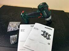 #ah451  Metabo SB/BS 18 LT BL 18V Brushless Combi Hammer Drill Tool Only NEW!!