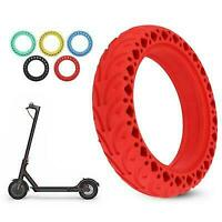 8.5″ Damping Rubber Tire Electric Scooter Colorful Tyre For Xiaomi Mijia M365