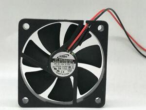 For ADDA AD0612HB-G70 (T) DC 12V 0.15A 2PIN 60mm, 60x60x10mm Server Square fan