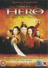 Jet Li, Tony Leung Chiu Wai-Hero  (UK IMPORT)  DVD NEW