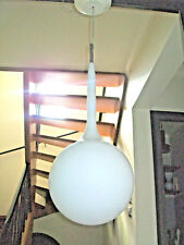 SUSPENSION LAMPE CASTORE 25 ARTEMIDE BLANC 2003 DESIGN MICHELE DE LUCCHI ITALIE