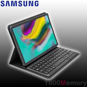 Samsung Galaxy Tab S6 Lite 10.4 Targus Bluetooth Slim Keyboard Cover Case