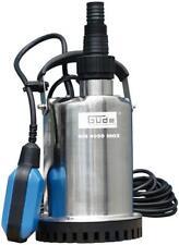 Güde Flachsaugerpumpe GFS 4000 Inox Tauchpumpe Wasserpumpe Kellerpumpe bis 15 mm