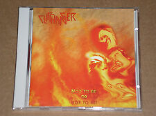 CLIFFHANGER - NOT TO BE OR NOT TO BE - CD COME NUOVO (MINT)