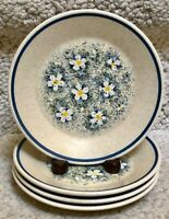 Lenox China DEWDROPS 4 Bread & Butter Plates EXCELLENT!!!!