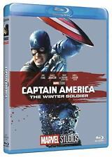 CAPTAIN AMERICA THE WINTER SOLDIER BLU-RAY  DEUTSCH / ENGLISCH