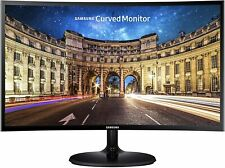 "New Samsung 27""Inches Class Curved HD LED Monitor"
