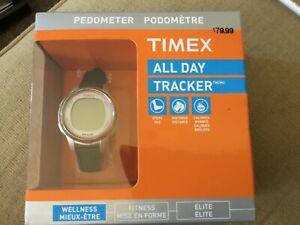 Timex Watch  Work Out Watch Speed + Distance System