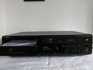 Sony Compact Disc Minidisc Deck  MXD-D3