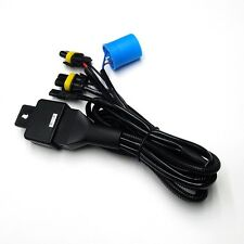 Relay Wiring Harness cable controller for Bi-Xenon HID Xenon Kit 9004/9007