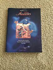 Aladdin Big Note Piano Book