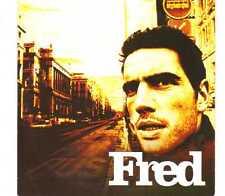 Fred - Imbécile Heureux - Promo CDS - 2003 - Pop 1TR Cardsleeve Frédéric Metayer