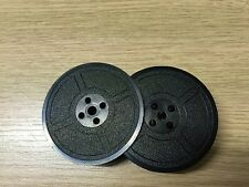 SMCO Typewriter ribbon for Brother Deluxe 750, 750TR, 800 and 895 BLACK