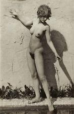 Albert Arthur Allen Photo, Female Figure Against Wall