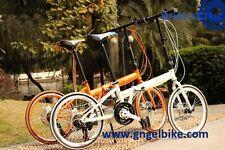"20"" high quality folding bike road Bicycle shimano 21 speed (Disc brake)"