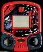 MGA SPIDERMAN ELECTRONIC HANDHELD TRAVEL LCD TOY GAME