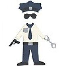 """Quickutz """"REV 0274-S Revolution Die """"Police Officer"""" DISCONTINUED"""