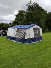 Conway DL 4 berth trailer tent