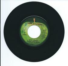 """1971 JOHN LENNON """"POWER TO THE PEOPLE"""" 45rpm 7"""""""